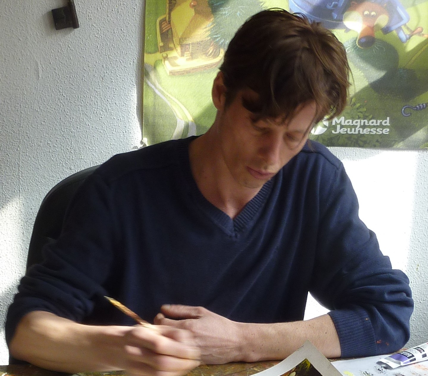 Frédéric PILLOT