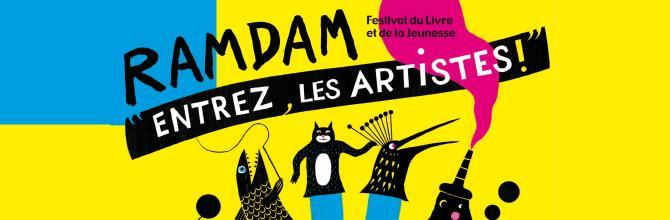 L'affiche du Festival 2014 !