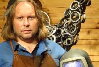 Focus expo ! Pascal FRIEH, sculpteur sur métal (68)