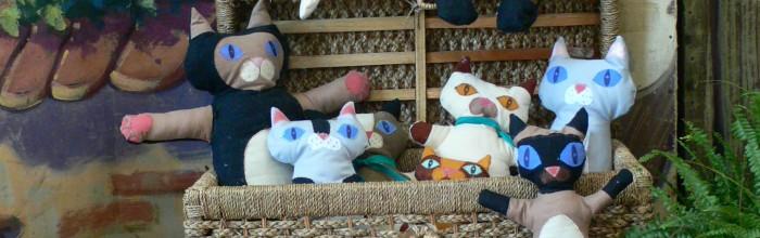 Soutenez le festival ! Adoptez un chat-doudou !