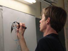 Un auteur-illustrateur dans ma classe !